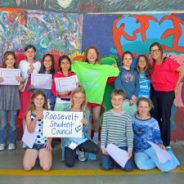 Roosevelt Elementary – Change For Change