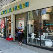 Adoption @ Jonathan Adler on Montana 7/9/11
