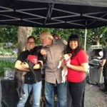 Hall of Fame QB Terry Bradshaw Loves Our Dogs!